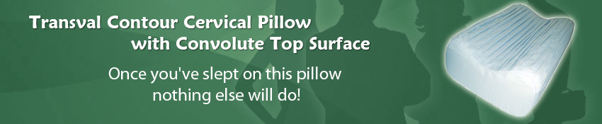 Transval Contour Cervical Pillow